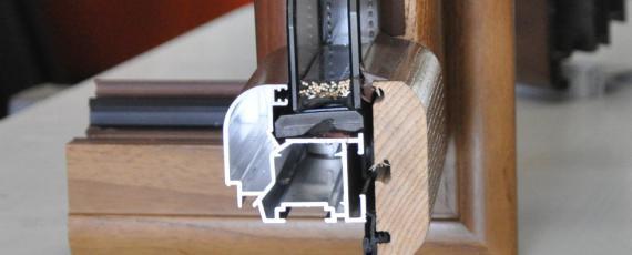 Alluminio legno materiali infissi sardegna